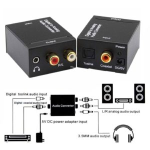 Feel free to make your order for Digital to Analog Audio Converter in Kenya Nairobi. Experience high quality Digital to Analog Audio Converter in Kenya Amtel Online Merchants