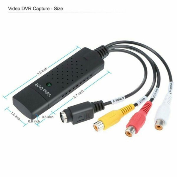 USB Video Easy Capture Card Adapter in Kenya