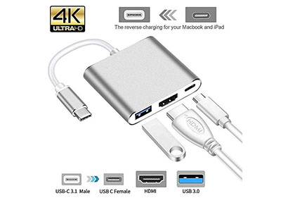 USB C HUB to HDMI Adapter is available at a very affordable price in Nairobi, Kenya at Amtel Online Merchants. Get it delivered wherever you are in Kenya. We also offer Same day delivery within Nairobi.