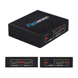 Feel free to make your order for 2 Port Hdmi Splitter 3D 2 Way Splitter In Nairobi, Kenya at Amtel Online Merchants. Your on stop online shop for Computer Accessories,  Adapters, Converters, CCTV, TV, Woofers, Bluetooth Speakers and other Electronics In Nairobi, Kenya.