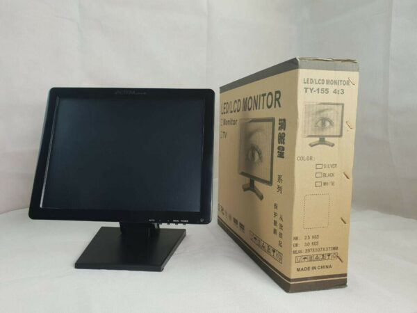 """15"""" POS EPOS Touch screen monitor for retails and hotels in Kenya"""