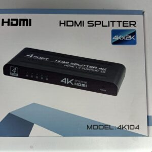 1 to 4 HDMI Splitter price in Kenya Nairobi.