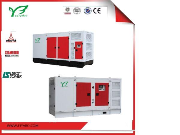 30kVA Tech Generators Power by 3-Cylinder Diesel Engine 3 Phase in Nairobi Kenya